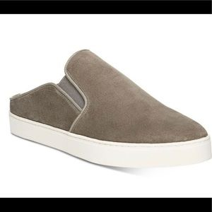Vince suede slip on shoes size 7